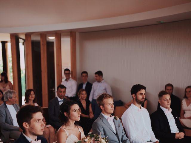 Le mariage de Pierre et Camille à Saint-Martin-d'Uriage, Isère 25