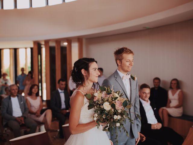 Le mariage de Pierre et Camille à Saint-Martin-d'Uriage, Isère 29