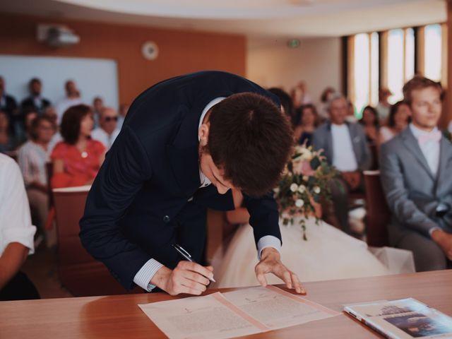 Le mariage de Pierre et Camille à Saint-Martin-d'Uriage, Isère 39