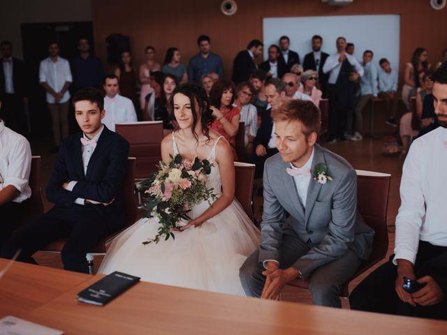Le mariage de Pierre et Camille à Saint-Martin-d'Uriage, Isère 42