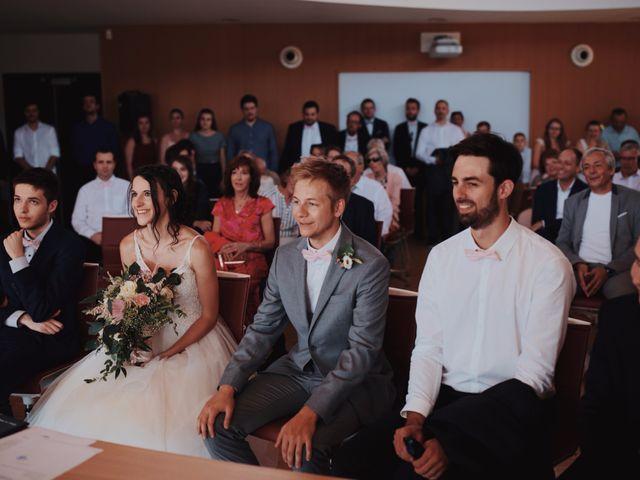 Le mariage de Pierre et Camille à Saint-Martin-d'Uriage, Isère 43