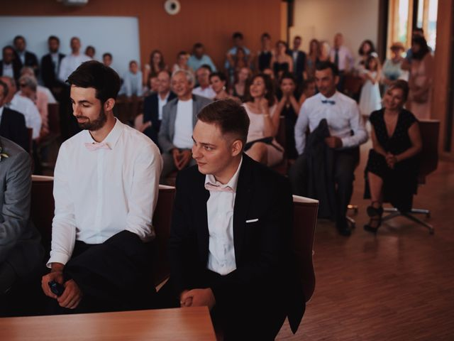 Le mariage de Pierre et Camille à Saint-Martin-d'Uriage, Isère 45