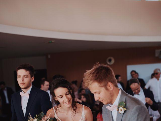 Le mariage de Pierre et Camille à Saint-Martin-d'Uriage, Isère 47