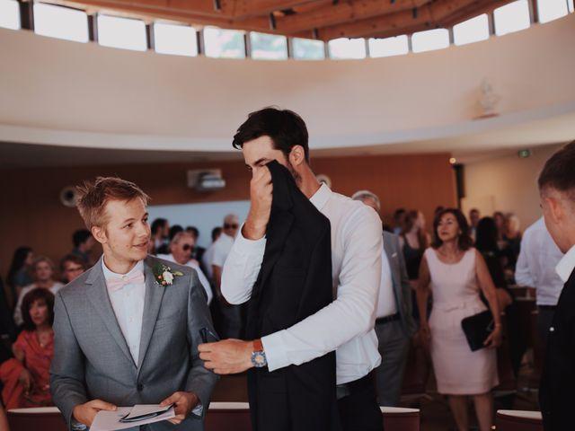 Le mariage de Pierre et Camille à Saint-Martin-d'Uriage, Isère 48