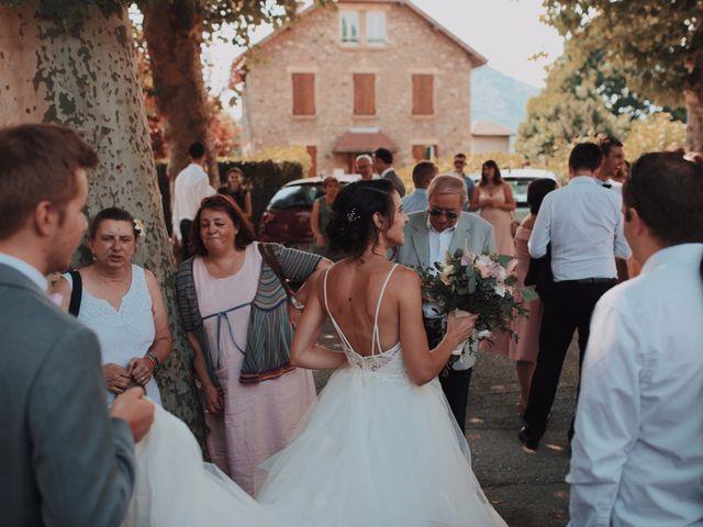 Le mariage de Pierre et Camille à Saint-Martin-d'Uriage, Isère 76