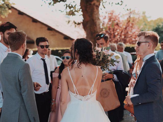 Le mariage de Pierre et Camille à Saint-Martin-d'Uriage, Isère 79