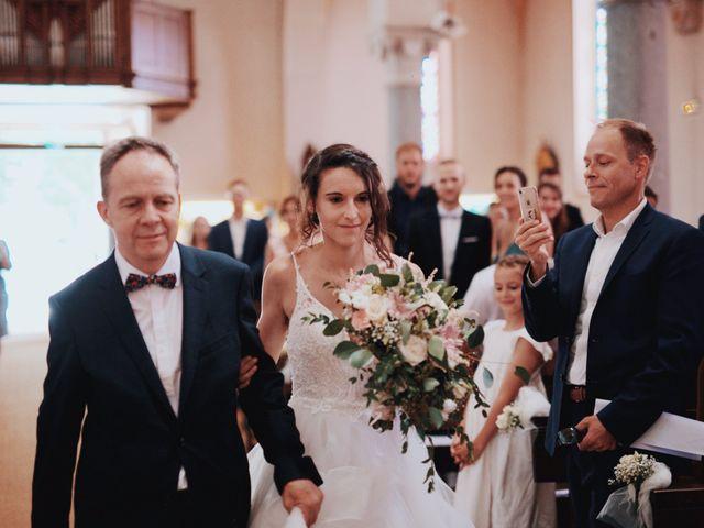 Le mariage de Pierre et Camille à Saint-Martin-d'Uriage, Isère 97