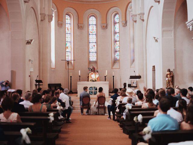 Le mariage de Pierre et Camille à Saint-Martin-d'Uriage, Isère 100