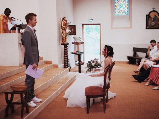 Le mariage de Pierre et Camille à Saint-Martin-d'Uriage, Isère 109