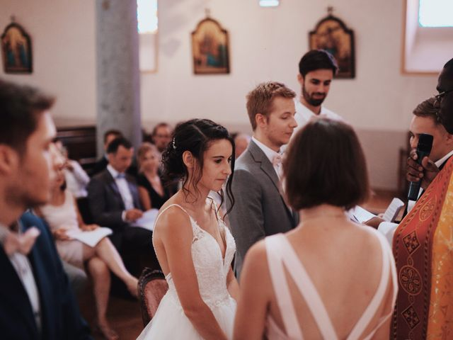 Le mariage de Pierre et Camille à Saint-Martin-d'Uriage, Isère 116