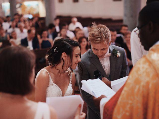 Le mariage de Pierre et Camille à Saint-Martin-d'Uriage, Isère 117