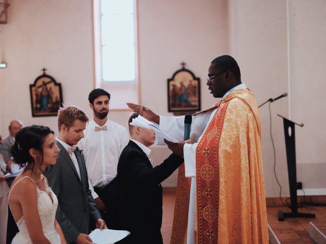 Le mariage de Pierre et Camille à Saint-Martin-d'Uriage, Isère 131