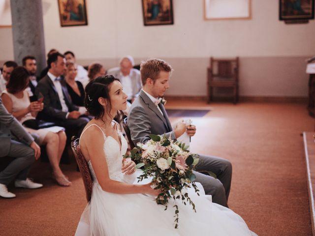 Le mariage de Pierre et Camille à Saint-Martin-d'Uriage, Isère 145