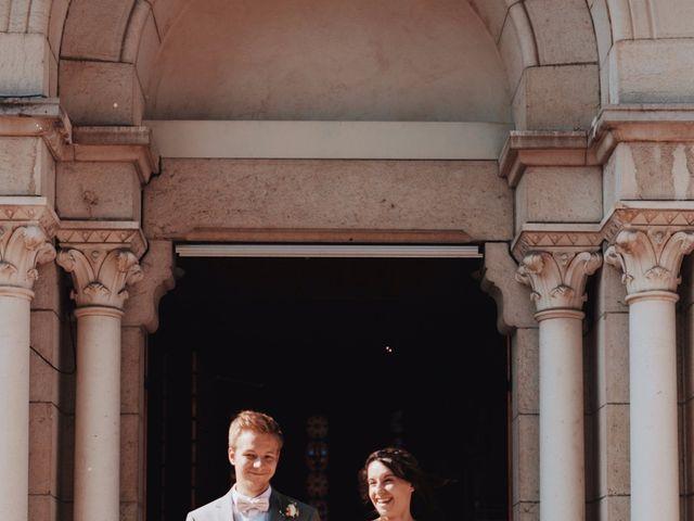 Le mariage de Pierre et Camille à Saint-Martin-d'Uriage, Isère 149