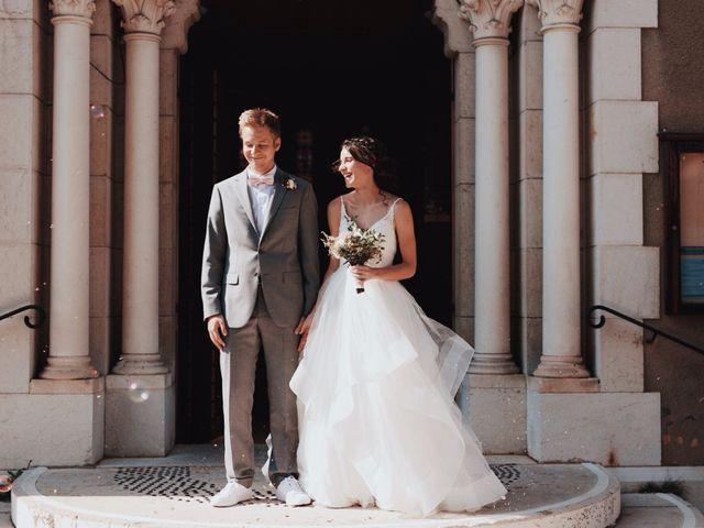 Le mariage de Pierre et Camille à Saint-Martin-d'Uriage, Isère 150