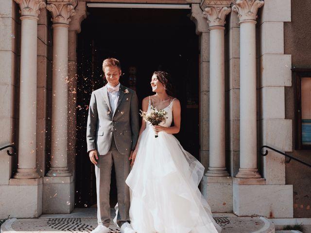 Le mariage de Pierre et Camille à Saint-Martin-d'Uriage, Isère 151