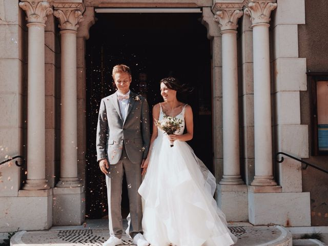 Le mariage de Pierre et Camille à Saint-Martin-d'Uriage, Isère 152