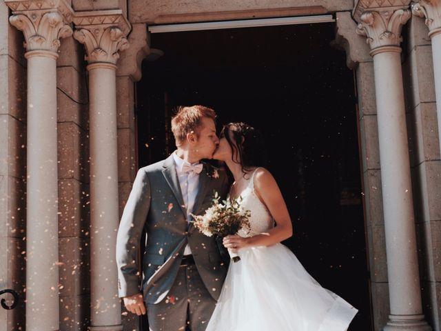 Le mariage de Pierre et Camille à Saint-Martin-d'Uriage, Isère 153