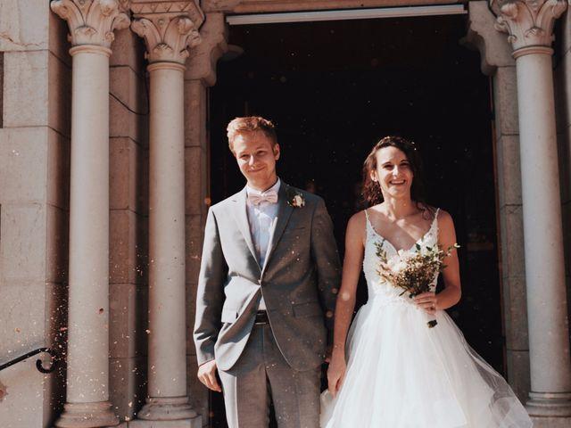 Le mariage de Pierre et Camille à Saint-Martin-d'Uriage, Isère 154
