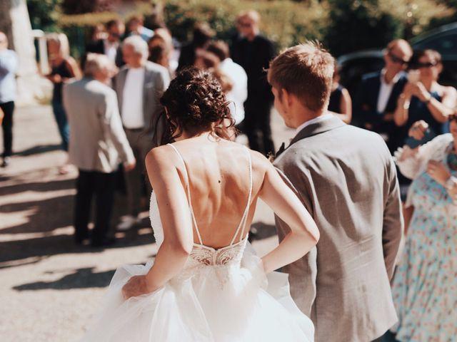 Le mariage de Pierre et Camille à Saint-Martin-d'Uriage, Isère 162
