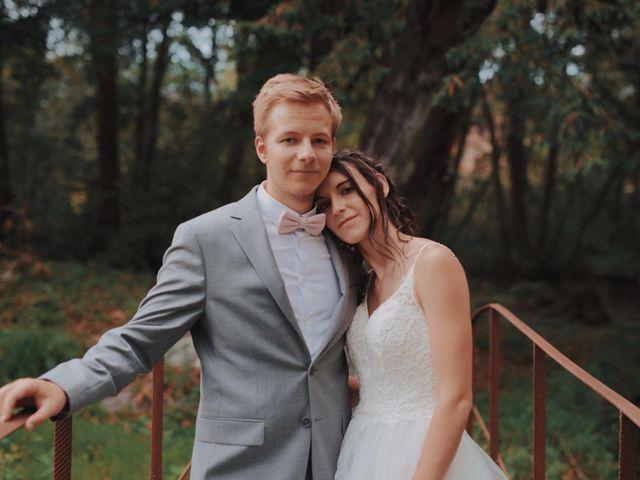 Le mariage de Pierre et Camille à Saint-Martin-d'Uriage, Isère 175