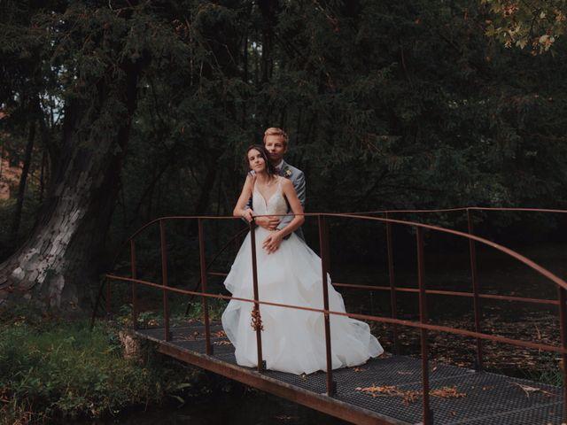 Le mariage de Camille et Pierre