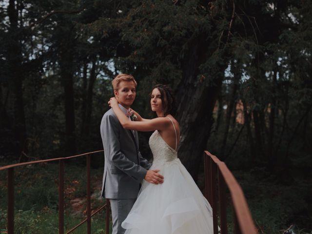 Le mariage de Pierre et Camille à Saint-Martin-d'Uriage, Isère 180