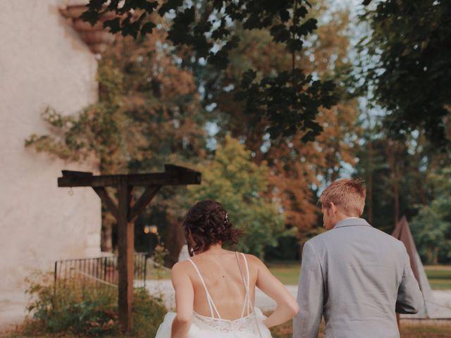 Le mariage de Pierre et Camille à Saint-Martin-d'Uriage, Isère 186