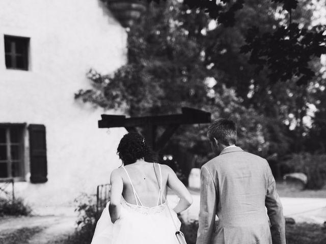 Le mariage de Pierre et Camille à Saint-Martin-d'Uriage, Isère 187