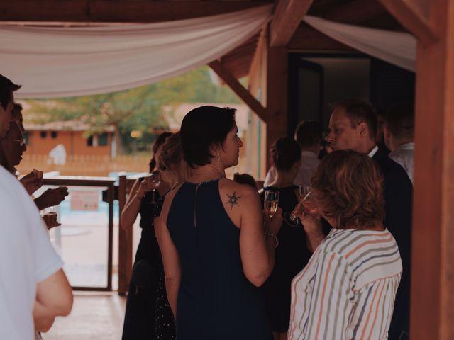 Le mariage de Pierre et Camille à Saint-Martin-d'Uriage, Isère 209