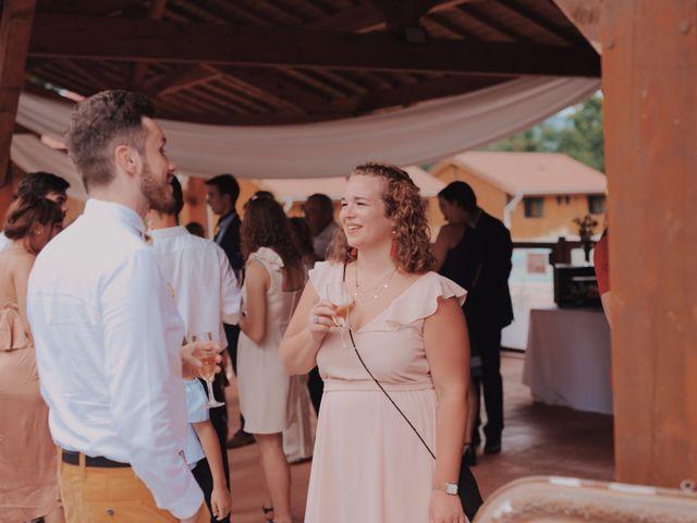 Le mariage de Pierre et Camille à Saint-Martin-d'Uriage, Isère 221
