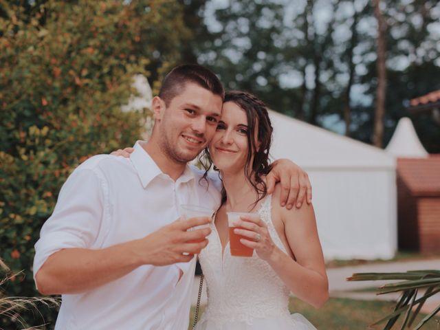 Le mariage de Pierre et Camille à Saint-Martin-d'Uriage, Isère 238