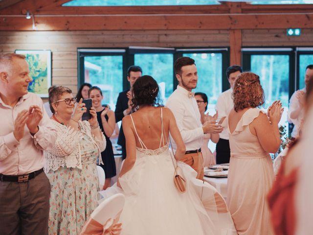 Le mariage de Pierre et Camille à Saint-Martin-d'Uriage, Isère 254