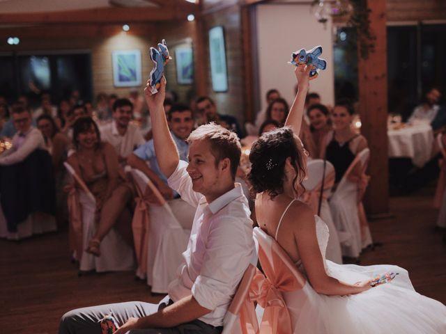 Le mariage de Pierre et Camille à Saint-Martin-d'Uriage, Isère 308