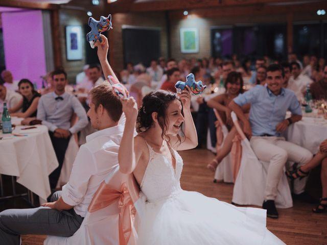 Le mariage de Pierre et Camille à Saint-Martin-d'Uriage, Isère 309