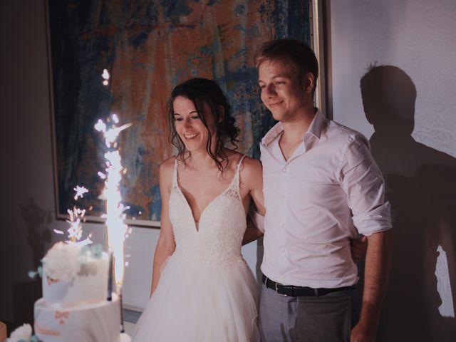 Le mariage de Pierre et Camille à Saint-Martin-d'Uriage, Isère 330