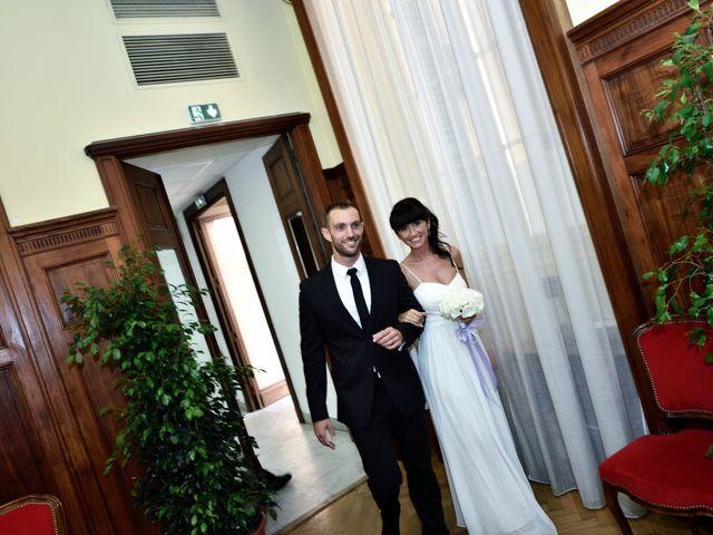 Le mariage de Brice et Elisa à Nice, Alpes-Maritimes 2