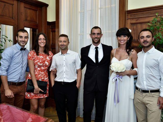 Le mariage de Brice et Elisa à Nice, Alpes-Maritimes 8