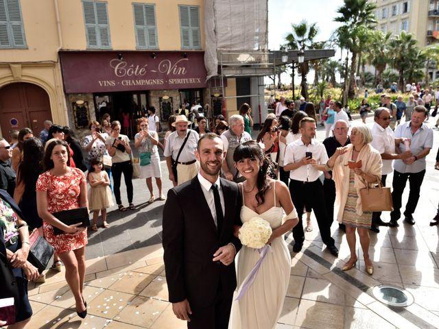 Le mariage de Brice et Elisa à Nice, Alpes-Maritimes 11