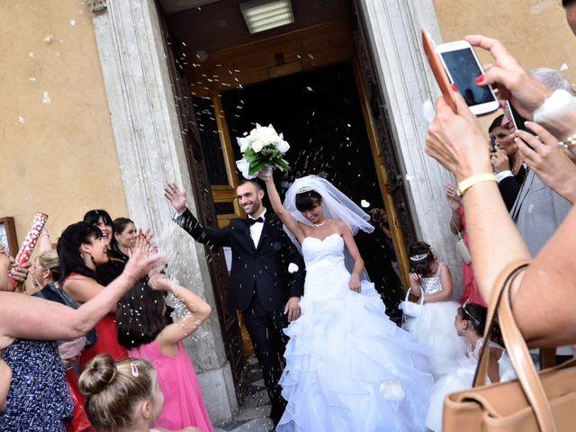 Le mariage de Brice et Elisa à Nice, Alpes-Maritimes 34