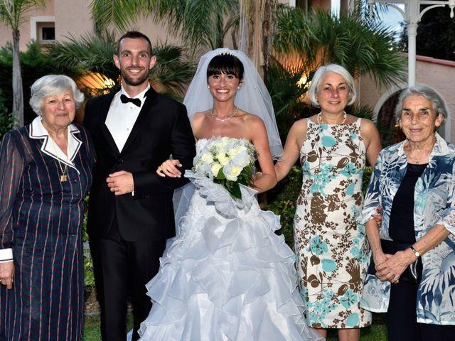 Le mariage de Brice et Elisa à Nice, Alpes-Maritimes 54