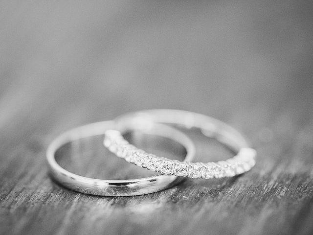 Le mariage de Xavier et Elodie à Ventenac-Cabardès, Aude 4
