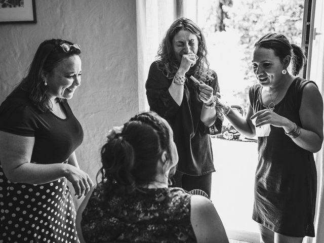 Le mariage de Xavier et Elodie à Ventenac-Cabardès, Aude 13