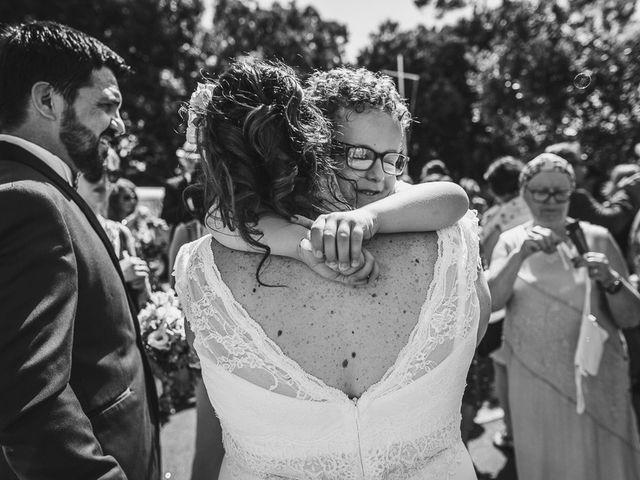 Le mariage de Xavier et Elodie à Ventenac-Cabardès, Aude 17
