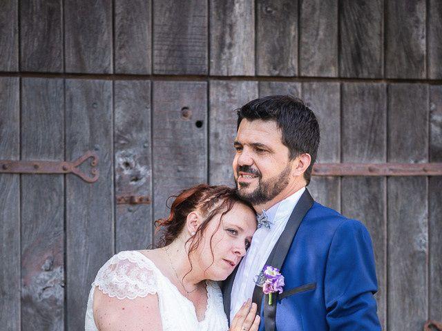 Le mariage de Xavier et Elodie à Ventenac-Cabardès, Aude 26
