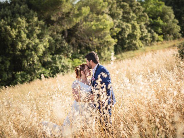 Le mariage de Xavier et Elodie à Ventenac-Cabardès, Aude 1