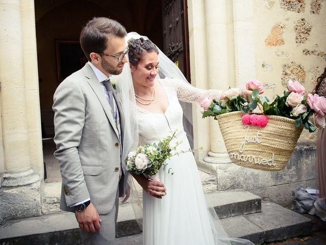 Le mariage de Quentin et Marine à Saint-Rémy-lès-Chevreuse, Yvelines 18