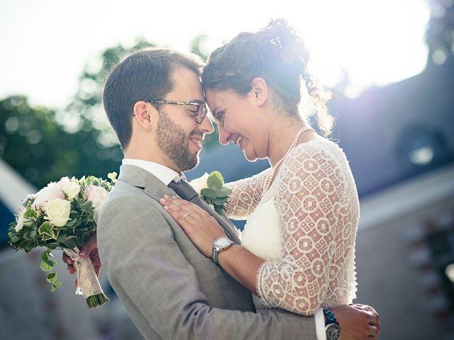 Le mariage de Quentin et Marine à Saint-Rémy-lès-Chevreuse, Yvelines 32