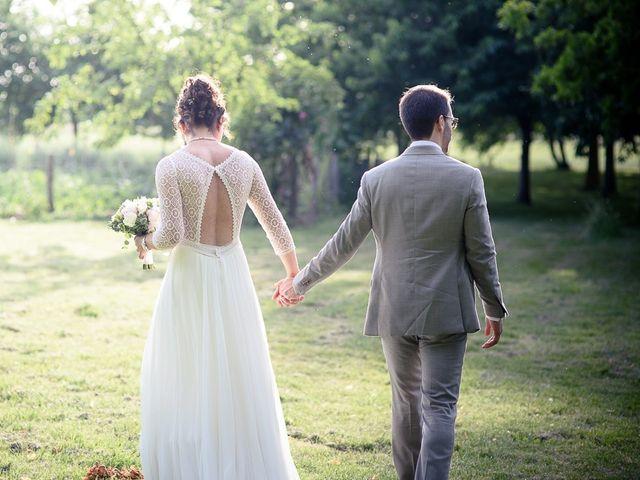 Le mariage de Quentin et Marine à Saint-Rémy-lès-Chevreuse, Yvelines 35