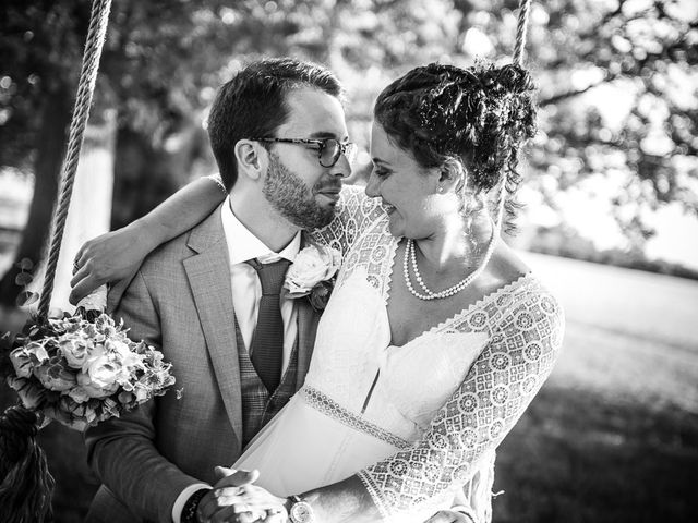 Le mariage de Quentin et Marine à Saint-Rémy-lès-Chevreuse, Yvelines 36